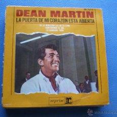 Discos de vinilo: DEAN MARTIN LO CAMBIARE TODO+3 EP SPAIIN 1964 PDELUXE. Lote 49967191