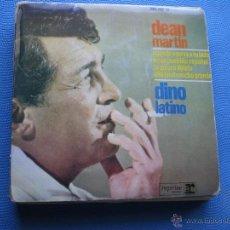 Discos de vinilo: DEAN MARTIN CUANDO VUELVA A TU LADO+3 EP SPAIN 1964 PDELUXE. Lote 49967219