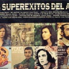 Discos de vinilo: LOS SUPEREXITOS DEL AÑO.- . Lote 49976250