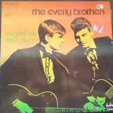 Discos de vinilo: THE EVERLY BROTHERS - ORIGINAL HITS 1957-1960 - 2LP. Lote 49977599