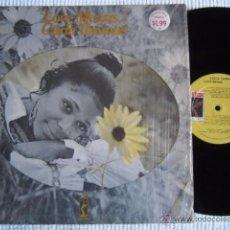 Discos de vinilo: CARLA THOMAS - '' LOVE MEANS ... '' LP ORIGINAL USA. Lote 49982589