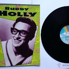 Discos de vinilo: BUDDY HOLLY - THE HIT SINGLES COLLECTION (EDICION ALEMANA 1985). Lote 49988321