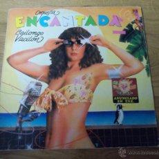 Discos de vinilo: ORQUESTA ENCANTADA. BAILONGO VACILON. Lote 50000885