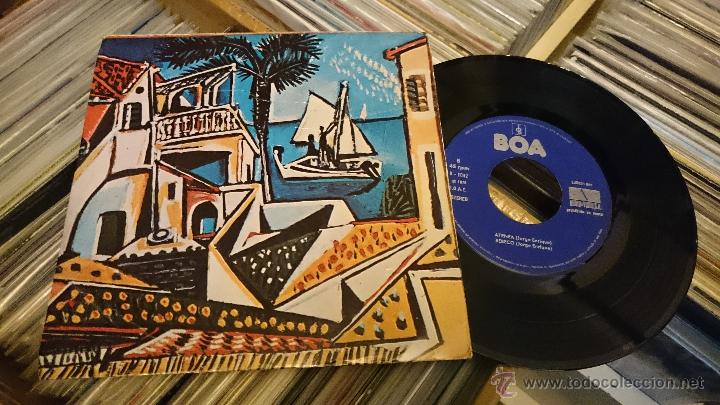 TEMAS DE JORGE ENRIQUE TIJUANA SONORA EP DISCO DE VINILO BOA 1975 (Música - Discos de Vinilo - EPs - Solistas Españoles de los 70 a la actualidad)