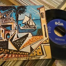 Discos de vinilo: TEMAS DE JORGE ENRIQUE TIJUANA SONORA EP DISCO DE VINILO BOA 1975 . Lote 50001620