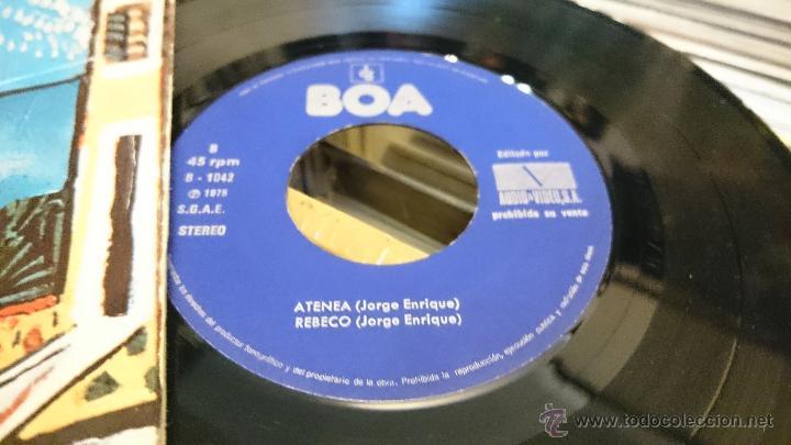 Discos de vinilo: Temas de Jorge Enrique Tijuana Sonora Ep Disco de vinilo BOA 1975 - Foto 5 - 50001620