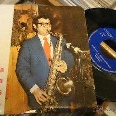 Discos de vinilo: GOMEZ MONTILLA LA RAMBLA ISOLINA BRUJERIAS EP DISCO VINILO 1974 LUYTOM LATIN JAZZ MUY RARO!. Lote 50002769