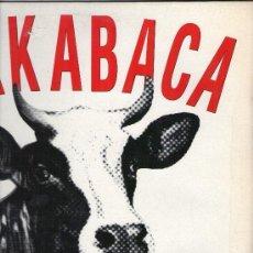 Discos de vinilo: FLASH UNION - KAKABACA - MAXI-SINGLE 1993. Lote 50012080