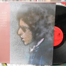 Discos de vinilo: BOB DYLAN - BLOOD ON THE TRACKS. Lote 50016777