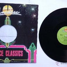 Discos de vinilo: CHERYL LYNN-SHAKE IT UP TONIGHT+SARA DASH-SINNER MAN+MELBA MOORE-PICK ME UP, I'LL DANCE (MAXI 1978). Lote 50026152