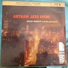Discos de vinilo: BOBBY HACKETT AND HIS JAZZ BAND EP CORNET CHOP SUEY + 3 TEMAS. Lote 50028568