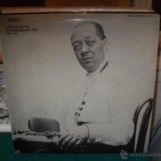 Discos de vinilo: PRES, LESTER YOUNG EN WASHINGTON D. C. 1956 VOLS. 1 Y 2. PABLO RECORDS 1980. Lote 50029630