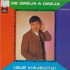 Dischi in vinile: ANDRES PAJARES - DE OREJA A OREJA - SINGLE RARO DE VINILO. Lote 50032223
