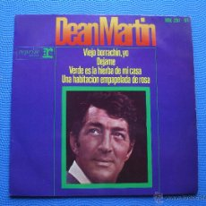 Discos de vinilo: DEAN MARTIN RELEASE ME + 3 EP SPAIN 1967 PDELUXE. Lote 50039047