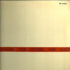 Discos de vinilo: MASSIEL LP PORTADA DOBLE SELLO EXPLOSION AÑO 1975 EDITADO EN ESPAÑA . Lote 50043833