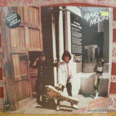 Discos de vinilo: GARY MOORE - BACK ON THE STREETS / MCA RECORDS 1978. Lote 50048829