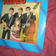 Discos de vinilo: THE SEEKERS LP MUSIC OF THE WORLD A TURNIN..... 50107 USA. Lote 50053444