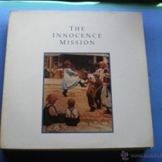 Discos de vinilo: THE INNOCENCE MISSION THE INNOCENCE MISSION LP GERMANY 1989 PDELUXE. Lote 50054277