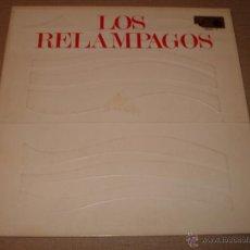 Discos de vinilo: LOS RELAMPAGOS 6 PISTAS. Lote 50058424