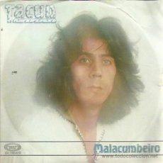 Discos de vinilo: TACUN SG MOVIEPLAY 1980 MALACUMBEIRO/ PILAR . Lote 50060371