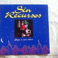 Discos de vinilo: 7 SINGLE-SIN RECURSOS-COGE A ESA CHICA-PROMO. Lote 50060673