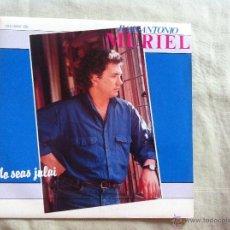 Discos de vinilo: 7 SINGLE-JUAN ANTONIO MURIEL-NO SEAS JULAI-PROMO. Lote 50060707