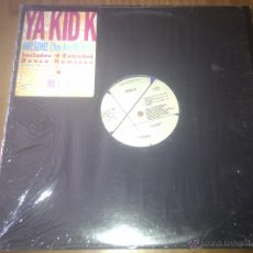 Discos de vinilo: YA KID K AWESONE (YOU ARE MY HERO) MAXI SINGLE..............F. Lote 50063793