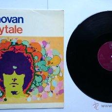 Discos de vinilo: DONOVAN - FAIRYTALE (1965) (EDICION 1972). Lote 50065582