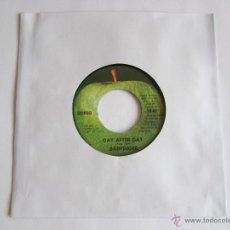 Discos de vinilo: BADFINGER (PETE HAM) (TOM EVANS) (GEORGE HARRISON) (THE BEATLES) - DAY AFTER DAY 1971 USA SINGLE. Lote 50068920