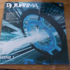 Disques de vinyle: DJ. JUANMA. SCENE 1 MAXI. 12 CENTRAL RECORDS. Lote 50068990