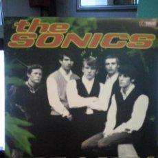 Disques de vinyle: THE SONICS FIRE & ICE MUNSTER RECORDS RARE & UNRELEASED. Lote 50073340