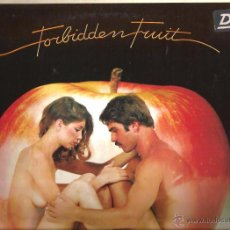 Discos de vinilo: LP HOT R.S. : FORBIDDEN FRUIT ( EDICION FRANCESA ) INCLUYE IN-A-GADDA-DA-VIDA ( ACT I & 2 ) . Lote 50073721