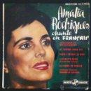 Discos de vinilo: AMALIA RODRIGUES CHANTE EN FRANÇAIS. Lote 50076246
