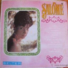 Discos de vinilo: LP - SALOME - MISMO TITULO (USA, DISCOS BELTER SIN FECHA). Lote 50086646