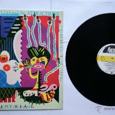 Discos de vinilo: ELVIS COSTELLO AND THE ATTRACTIONS - IBMEPDERROIOAML (IMPERIAL BEDROOM) (1982). Lote 50090908