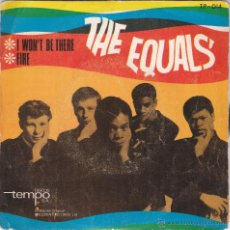 Vinyl-Schallplatten - the equals,i won´t be there edicion española del 67 - 50097994