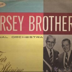 Discos de vinilo: LP-THE DORSEY BROTHERS THEIR SHINING HOUR GALA 307 UK 1957 JAZZ SWING. Lote 50101526