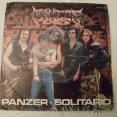 Discos de vinilo: PANZER -PANZER- CHAPA DISCOS AÑO 1982 SPANISH HEAVY METAL FROM THE 80´S. Lote 51841615
