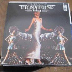 Discos de vinilo: VV.AA. - TWIGGY - THE BOYFRIEND (1971) - LP MCA USA 1986. Lote 50116507