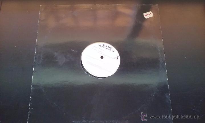 R-KIDZ - BROKEN HOME E.P. - 1999 (Música - Discos de Vinilo - Maxi Singles - Electrónica, Avantgarde y Experimental)