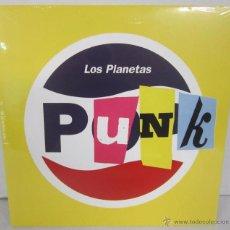 Discos de vinilo: LOS PLANETAS - PUNK - EP - NUEVO PRECINTADO. Lote 50106813