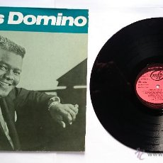 Discos de vinilo: FATS DOMINO - MILLION SELLERS BY FATS (RECOPILATORIO 1982). Lote 50114123