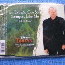 Discos de vinilo: PHIL COLLINS LO EXTRAÑO QUE SOY CD SINGLE GERMANY 1999 PDELUXE. Lote 50116630