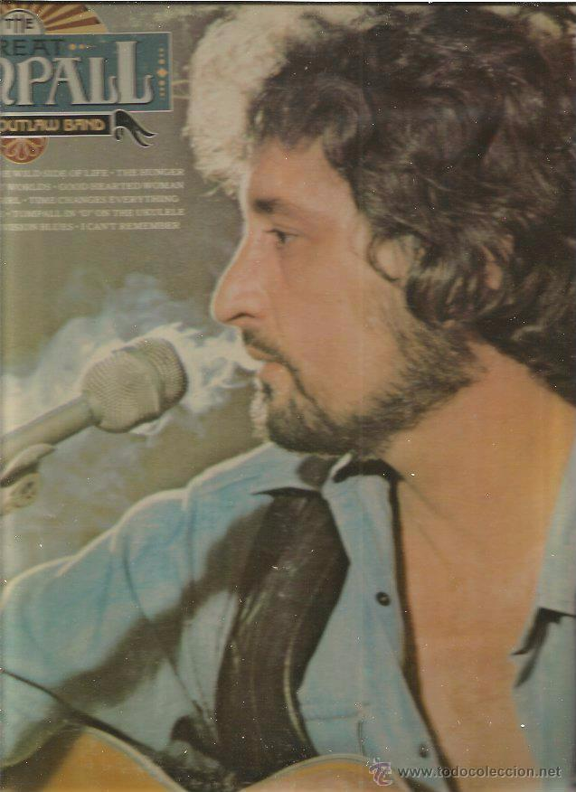 GREAT TOMPALL (Música - Discos - LP Vinilo - Pop - Rock - Extranjero de los 70)