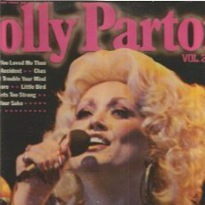 Discos de vinilo: GREAT DOLLY PARTON VOL 2. Lote 50117474