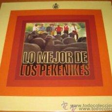 Discos de vinilo: LOS PEKENIKES - LO MEJOR DE LOS PEKENIKES - LP - HISPAVOX 1973 / 2009 SPAIN - NUEVO PRECINTADO. Lote 57363530