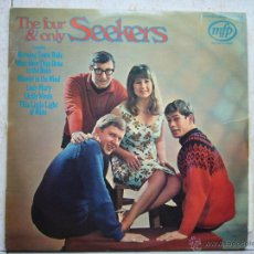 Discos de vinilo: SEEKERS - THE FOUR & ONLY SEEKERS. Lote 50119520