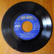 Discos de vinilo: DICK RIVERS, SARAH JANE +3 (PATHE 1963 ?) SINGLE PROMOCIONAL ESPAÑA - THE KREWKATS. Lote 50122864