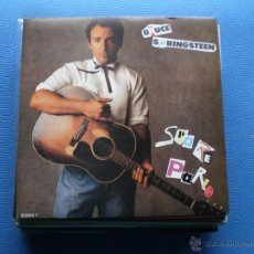 Discos de vinilo: BRUCE SPRINGSTEEN SPARE PARTS SINGLE SPAIN 1987 PDELUXE. Lote 50126184
