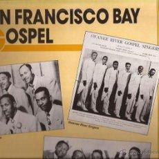 Discos de vinilo: LP-SAN FRANCISCO BAY GOSPEL 50´S GOSPEL GROUPS HERITAGE 314-VER FOTO. Lote 50130345